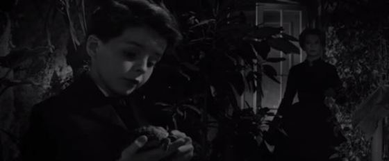Martin Stephens as Miles, in The Innocents
