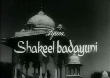 Yeh Lucknow ki sarzameen, from Chaudhvin ka Chaand