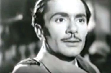 Balraj Sahni as the jailor in Hulchul