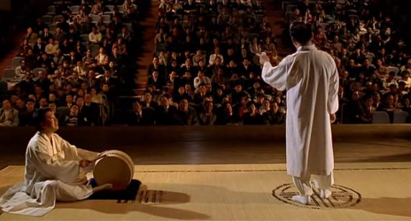 A pansori performance of The Tale of Chin-Hyang, from the 2000 film of the same name.