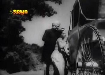 Kamla is dragged off to an ashram...