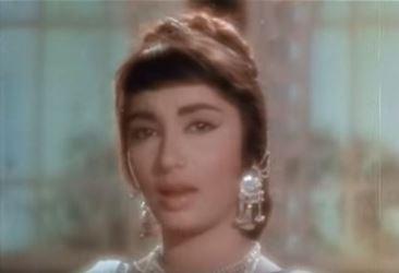 Sadhana in Mere Mehboob
