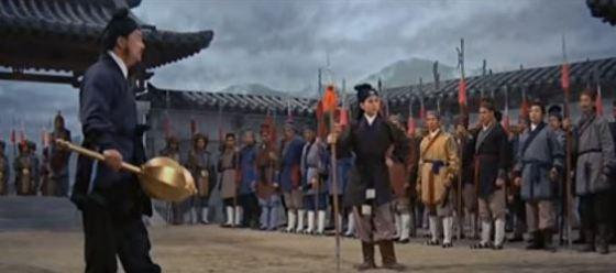 Mulan makes her presence felt