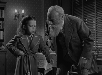 Mr Kringle with Susie