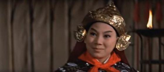 Ivy Ling Po as Hua Mu-Lan