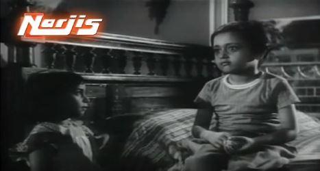 Raju with his little friend, Minoo