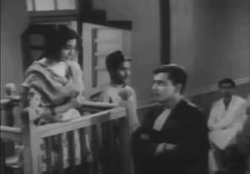 Bhavna and Kashinath Ghanekar in Pathlaag