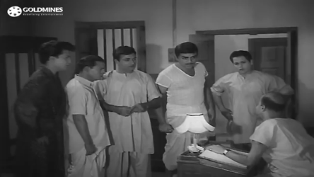 Rambharose acts up - and Pandey confronts him