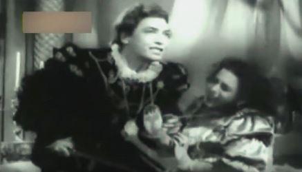 Kishore Sahu as Hamlet