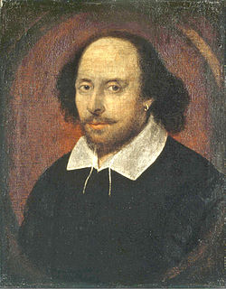 Shakespeare, died April 23, 1616