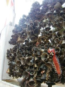 Bells at the Jhoola Devi Tenple.