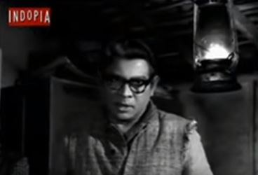 P Jairaj as the trade union leader, Das Kaka