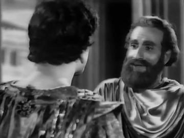Arastu gets annoyed and gives Alexander a pep talk