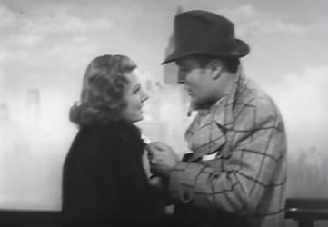 Irene Dunn and Charles Boyer in Love Affair