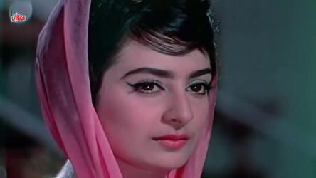 Saira Banu in Yeh Zindagi Kitni Haseen Hai