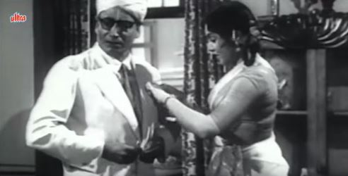 Janaki's father tells her to fetch Anand and his father sometime...