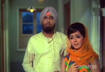 Vimmi as Channi in Nanak Naam Jahaaz Hai