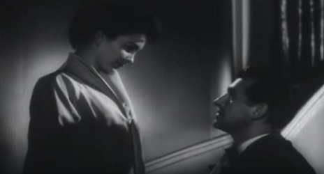 Jean Simmons and Stewart Granger in Adam and Evelyne