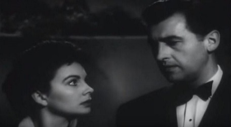 Stewart Granger and Jean Simmons in Adam and Evelyne