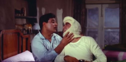 Sanjay wakes up - to Hanuman Singh