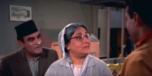 Sanjay sells a cupboard to Madame