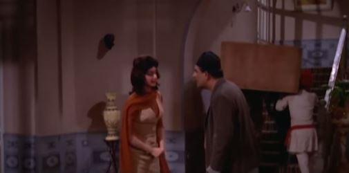 Priya and Hanuman, and the cupboard