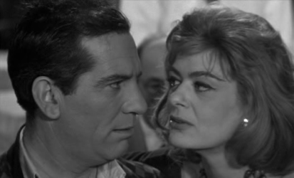 Melina Mercouri as Ilia in Pote tin Kyriaki