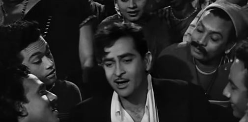 Ramaiyya vasta vaiyya, from Shree 420