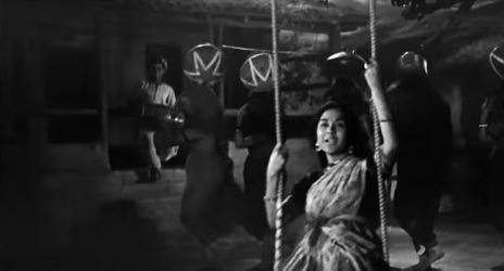 Hariyaala saawan dhol bajaata aaya, from Do Bigha Zameen