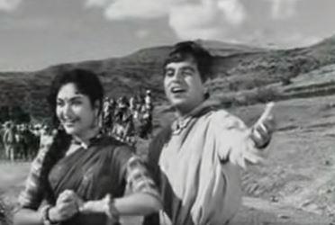 Saathi haath badhaana, from Naya Daur