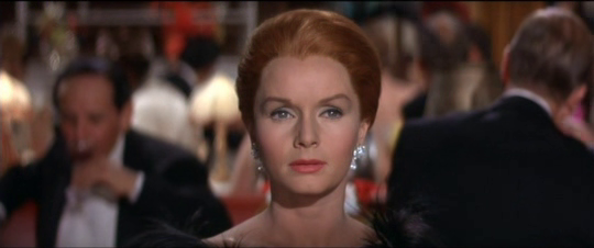 Debbie Reynolds in and as The Unsinkable Molly Brown