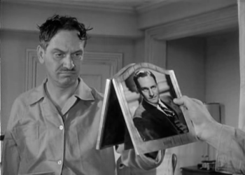Fredric March as Al in The Best Years of Our Lives