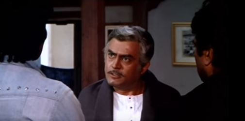 Sanjeev Kumar in Sholay