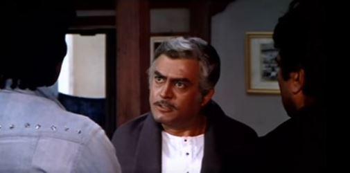 Sanjeev Kumar in Sholay