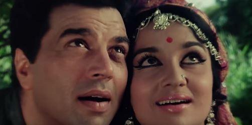 Ajit and Anju fall in love