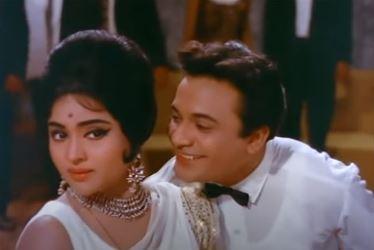 Uttam Kumar in Chhoti si mulaqat pyaar ban gayi, Chhoti Si Mulaqat