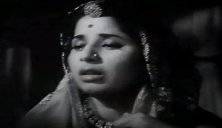 Chali naseeb ki aandhiyaan, by Nashad