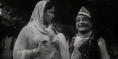Shaam dhale khidki tale, by C Ramachandra