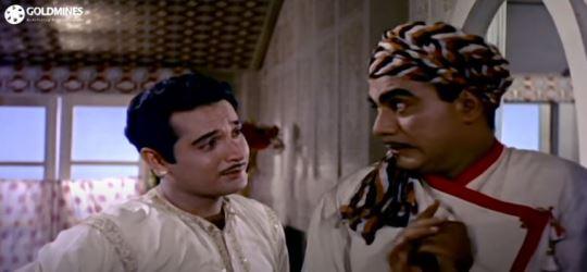 Manu bullies Bahadur into exchanging clothes
